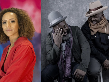 The Power of Owning Your Voice with Afua Hirsch, Nick Makoha and Roger Robinson