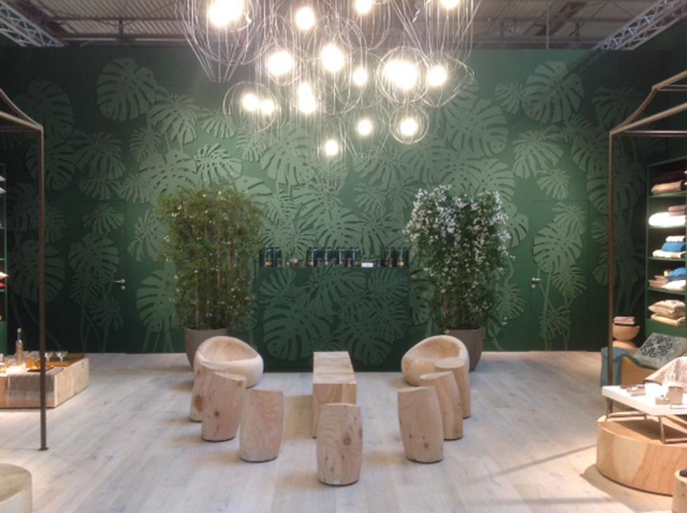 Frette, Salone del Mobile 2014