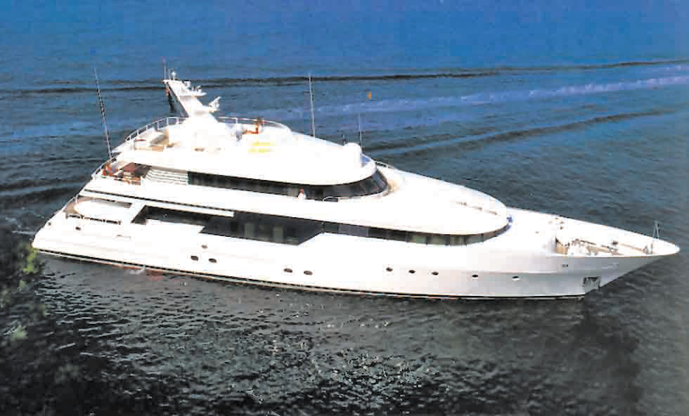 Be Mine Yacht