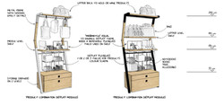Moleskine, Visual display proposal
