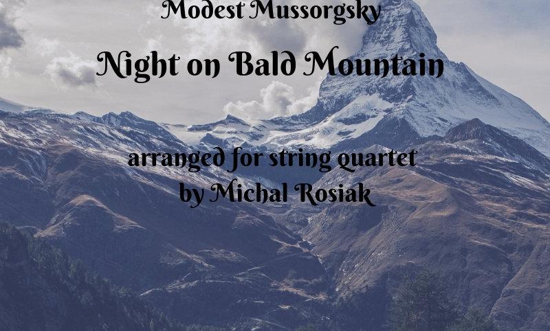 M. Mussorgsky - Night on Bald Mountain