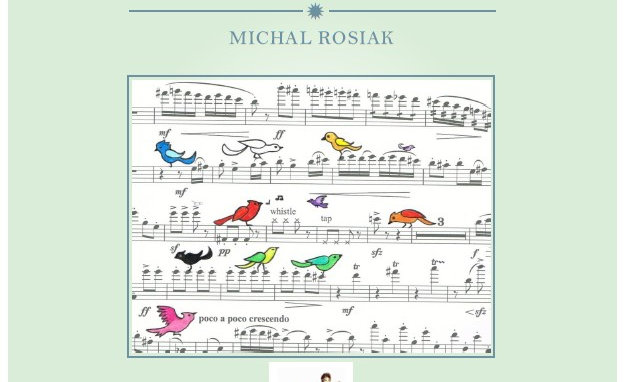 M. Rosiak - Angry Tunes for flute ensemble