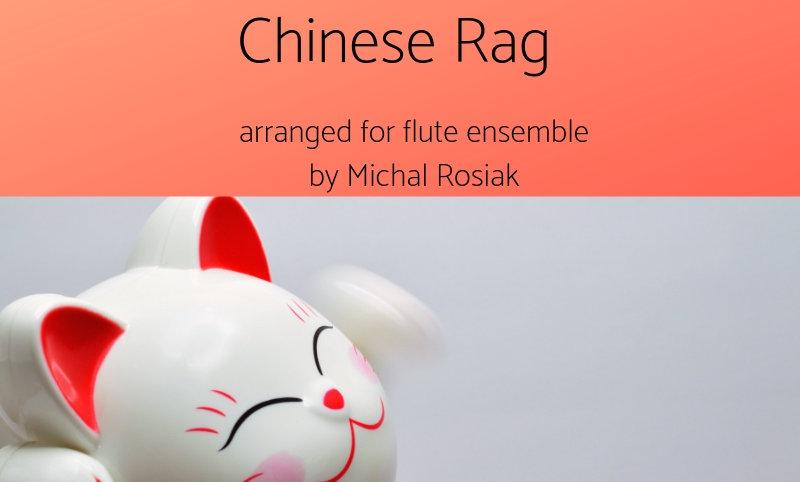 J. Matita - Chinese Rag for four flutes