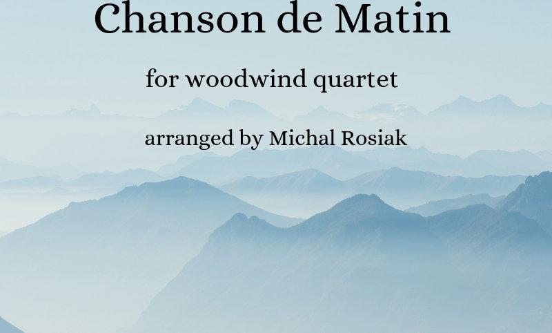 E. Elgar - Chanson de Matin