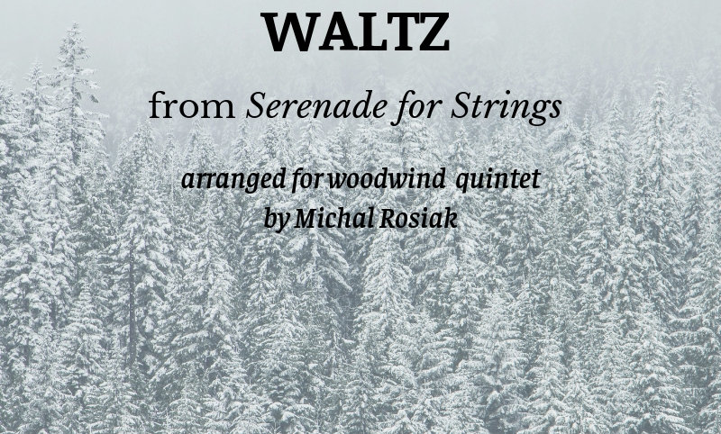 Tchaikovsky - Waltz from Serenade for strings