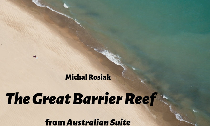 M. Rosiak -The Great Barrier Reef for flute ensemble