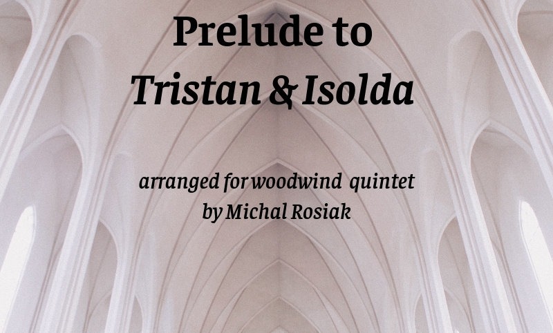R. Wagner - Prelude to Tristan and Isolda