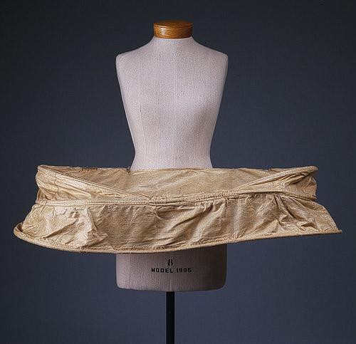 Panniers uit 1750
