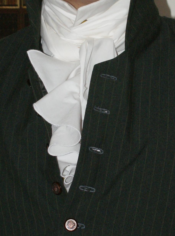 Hals details