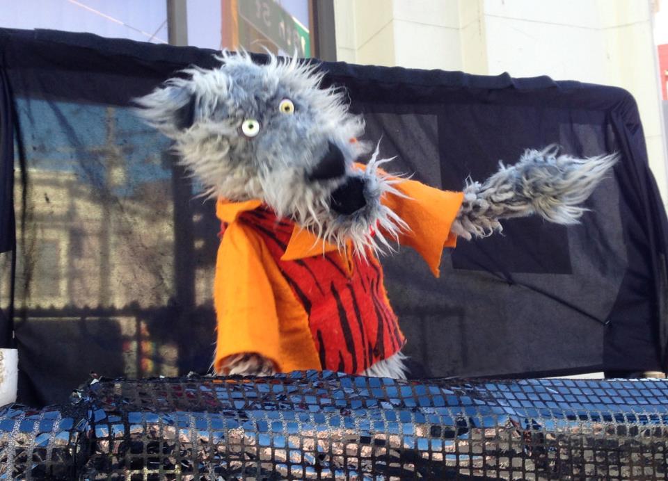 Wolfie T. Wolfe