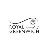 ROYAL BOROUGH OF GREENWICH SKY logo cinz