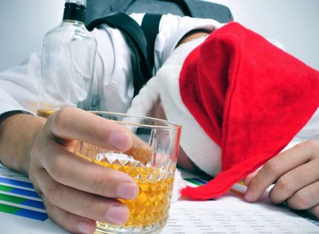 Are office x-mas      parties worth it?