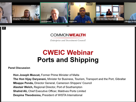 Commonwealth Enterprise and Investment Council - Ports and Shipping Seminar