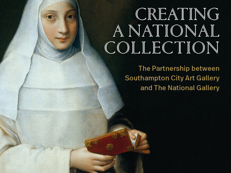 The National Gallery agrees one of largest ever loans of art works to Southampton's City Art Gallery