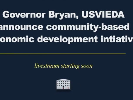 Watch Governor Bryan's Press Conference to Launch Vision 2040
