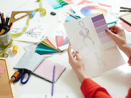Career as a Fashion Illustrator