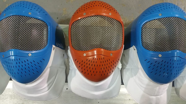 CSA Fencing 3 Masks.jpeg
