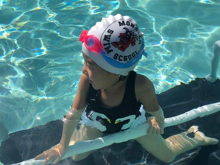 Monster Swim School at GFDS