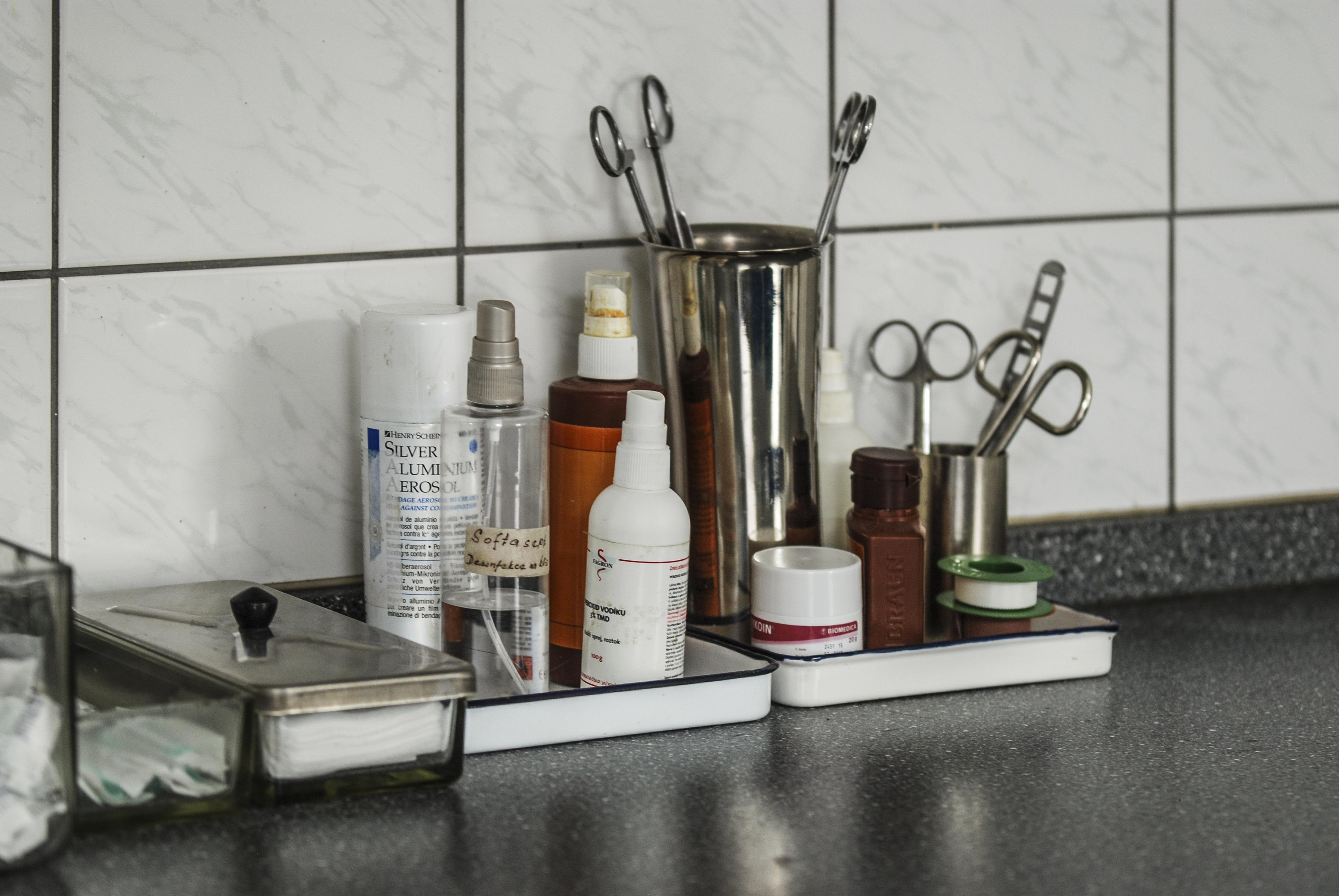 Veterinární ošetřovna Písek