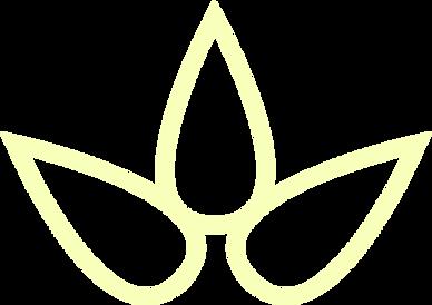 Farmanco Watermark Logo 3 Leaves Yellow.