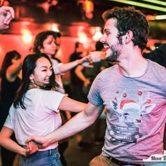 Danse complice Rock bonheur