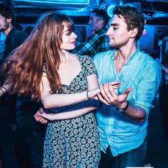 Danser le Rock en couple