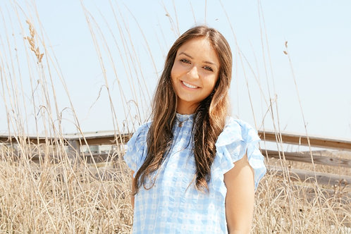 By The Shore Blouse
