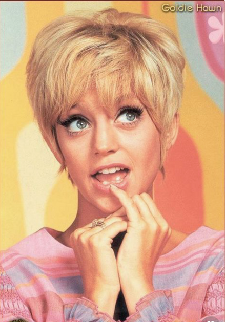 Goldie Hawn Closer Magazine
