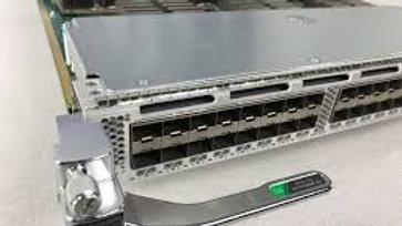 Cisco N77-F348XP-23 48 Port Fiber 1 / 10G SFP / SFP+ Ethernet Module N77-C77 KCK