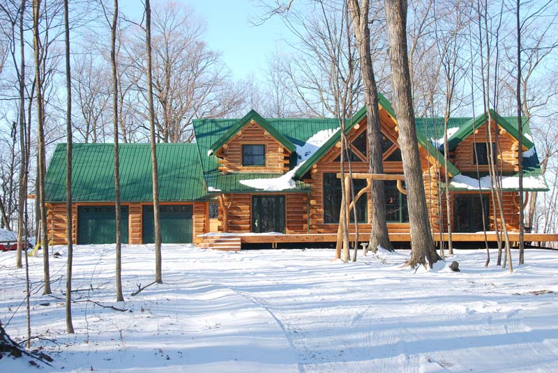 KP Log Home