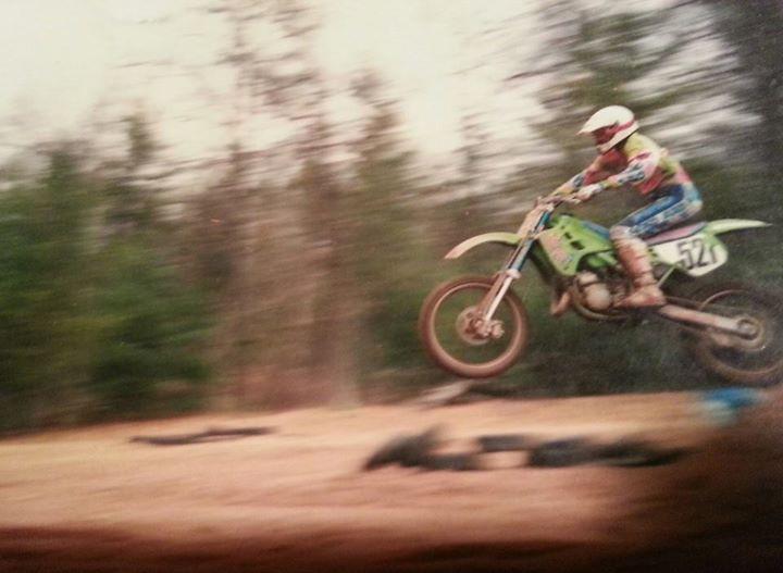 RACING MOTOCROSS 1991 KX125
