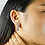 Thumbnail: Oscar Heyman Platinum Diamond Dangling Earrings Day/Night Art Deco