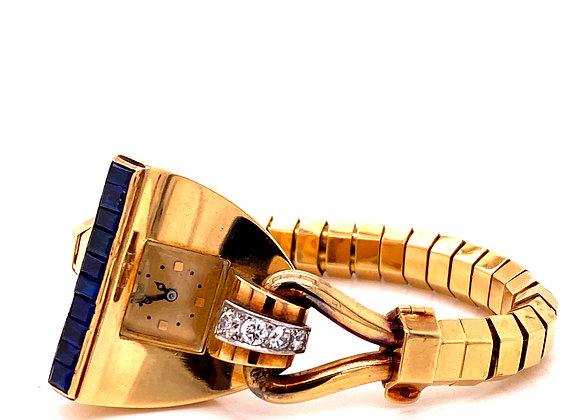 Boucheron Paris  Locket Retro Watch