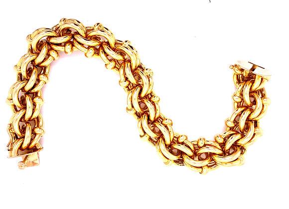 Tiffany & Co Gold Gold Bracelet