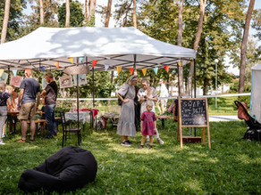 Kultúra prináša život na zabudnuté miesta, v sobotu mala svoj Priestor v Parku M. R. Štefánika