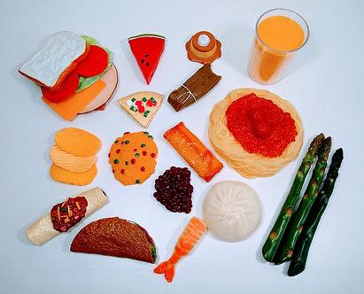 Kit Alimentos Variados