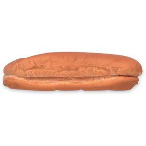 Pão de hot-dog (peq.)