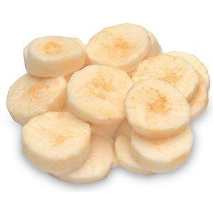 Banana (rodelas, 1/2 xíc.)