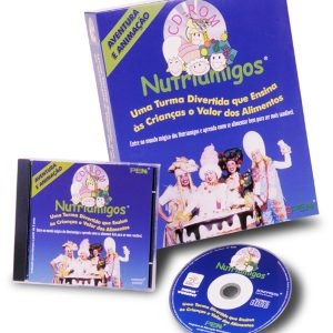 NutriFriends CD-Rom