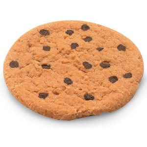 Bolacha cookie (gde.)