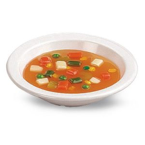 Vegetable soup (1 cup (240 ml)