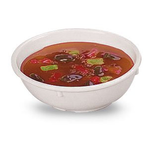 Beef stew soup (1 cup (240 ml)