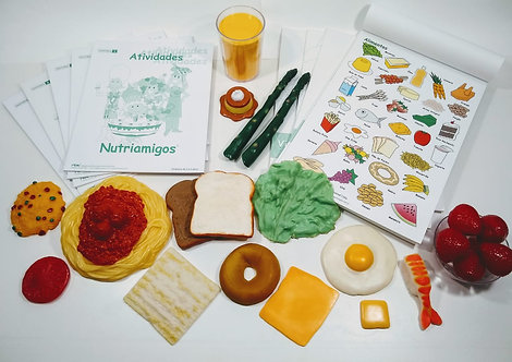 Nutritional Education Kit - 2 to 5 years