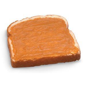 Pão de forma branco c. amendocrem