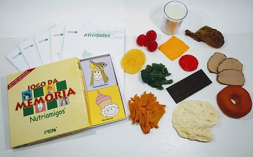 Kit Educação Nutricional de 6 a 8 anos