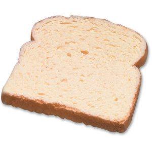 Pão de forma branco