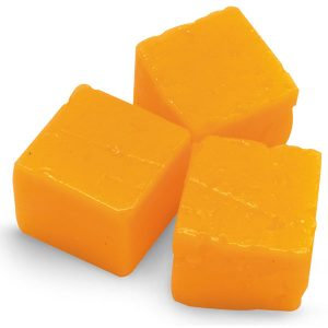 Cheese cubes (3 unit.)