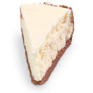 Torta de queijo (1 pedaço)