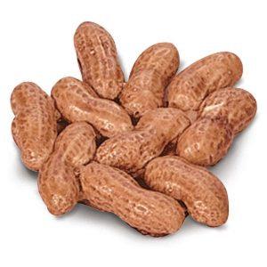 Amendoim na casca (10 unid.)