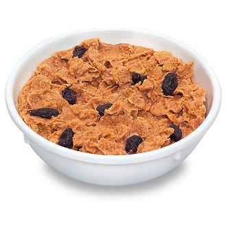 Cereal c/ uva passa (1 xíc.)